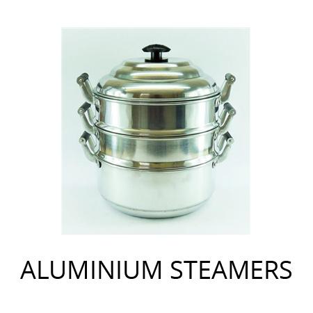 aluminium-steamers