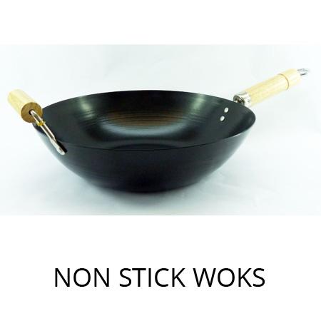 non-stick-woks