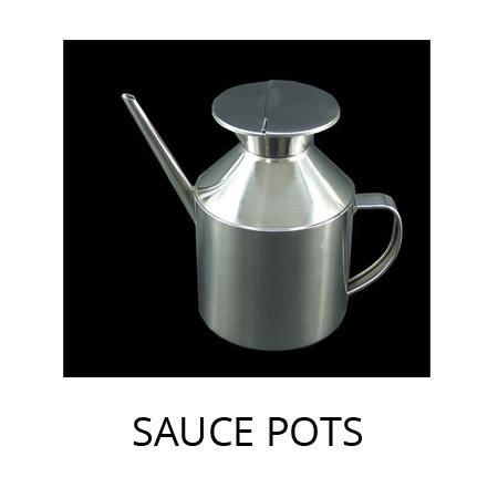 sauce-pots