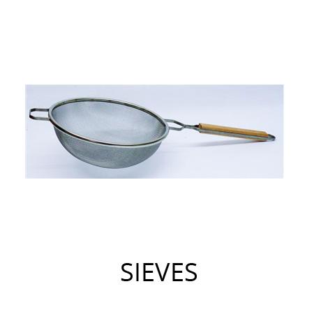 sieves