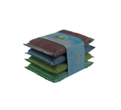 CSB – 4 PACK OF COLOURED SCOURERS