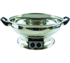 EHPG – ELECTRIC HOT POT WITH GRILL [3.0 LITRE]