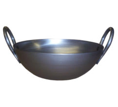 K8 – 8″ BALTI PAN (KARAHI)