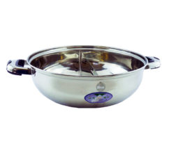 SBD32 – 32cm DIVIDED STEAMBOAT POT