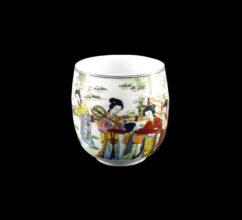 TCG – GEISHA DESIGN TEA CUP