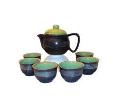Z05 –  TEA SET ( TEA POT & 6 CUPS )