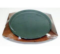 H13 NO4 – 24cm ROUND SIZZLE PLATTER